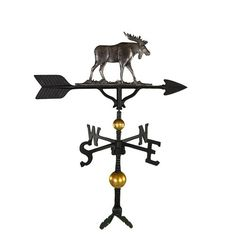 Montague Metal Products hand crafted weathervanes are of the highest quality. These fully functional weathervanes are cast of rust free aluminum and finished with weather resistant paint to insure a lifetime Classic Trucks, Classic Cars, Chevy Classic, Cape Cod Lighthouses, 6th Anniversary Gifts, Black Rooster, Copper Roof, Garden Decor Items, Outdoor Living