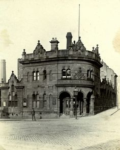 Gallowgate Baths, Newcastle upon Tyne, c1859, | by Newcastle Libraries