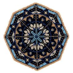Mary Maxim Kaleidoscope Latch Hook Rug Kit for sale online The Happy Hooker, Latch Hook Rug Kits, Bamboo Crafts, Rug Hooking, Cross Stitching, Arts And Crafts, Crafty, Embroidery, Sewing