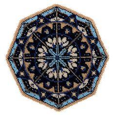 Latch Hooking Kits 28148: Mary Maxim Kaleidoscope Latch Hook Rug Kit -> BUY IT NOW ONLY: $48.99 on eBay!