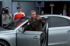 Welcome to NewsDirect411: Jose Mourinho Ban For Over Speeding.