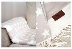 Striped Lexington blanket