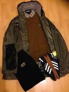 Away days - Hamburgs teamed up with Stone Island, Lacoste, Brabourne, Louis jeans