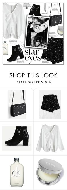 """Twinkle, Twinkle: Star Outfits"" by smajlovicelvira ❤ liked on Polyvore featuring Chantecaille and StarOutfits"
