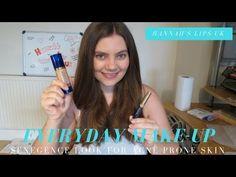 Senegence Everyday Makeup for Acne Prone Skin! - YouTube