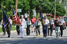 Village of Barrington Memorial Day Parade starts at 10:30 a.m. on Monday, May 27th, 2013