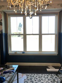 how to add crown molding to your windows floral wallpaper and diy wainscotting
