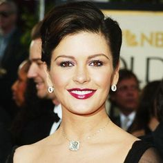 Catherine Zeta-Jones's Changing Looks - 2003 - from InStyle.com