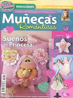 Munecas Romanticas 2014 nº1