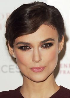 20 Best Celebrity Makeup Ideas for Brown Eyes | herinterest.com