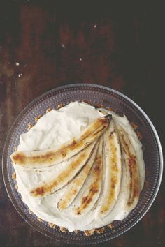 Kitchy Kitchen's Banana Cream Pie