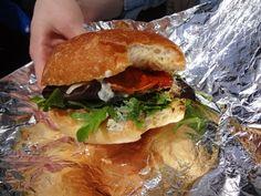 #Brunch #Toronto Black Camel  Roasted Veggie Sandwich http://brunchosaurus.com/black-camel