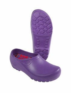 Women's Garden Clogs - 8 colors to choose from!  www.gardeners.com