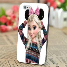 frozen elsa punk girls for iPhone 4/4siPhone by elegantsheets, $14.99