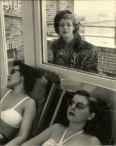 Photography: Nina Leen 1940s
