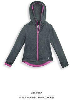 www.jillyoga.com Yoga Girls, Fall 2015, Athletic, Jackets, Fashion, Down Jackets, Moda, Athlete, La Mode