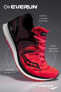 Introducing The Liberty. Free To Go Farther. Experience the ultimate in EVERUN cushioning with
