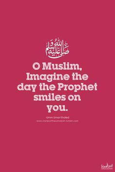 Inspired by Prophet Muhammad's Character: Prophet Muhammad's Smile http://goo.gl/Ax7CCK