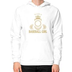 Baseball girl Hoodie (on man)