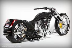 Cadillac Bike by Paul Teutul Jr. and Paul Jr Designs