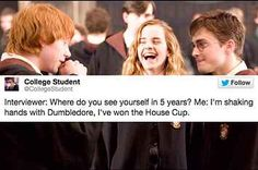 "The 17 Funniest Tweets About ""Harry Potter"" In 2015"