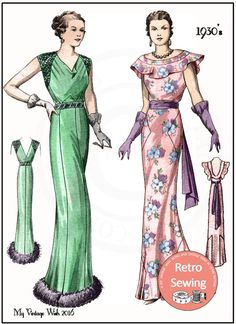 The Haslam System of Dressmaking No. 12 1930's  PDF