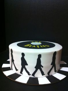 The Beatles By nila1129 on CakeCentral.com