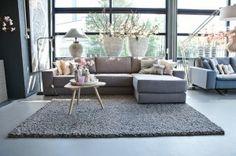 Nix bank Osborn, te creëeren naar uw wensen in hoek of lounge. Verkrijgbaar bij www.pieterszevenbergen.nl