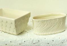 Vintage Ceramic Planters