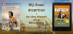 Literary Flits: Pinto! by M J Evans + #Giveaway