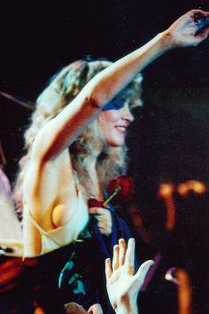 """crystalline-: """" Bella Donna, 1981 """""""