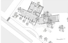 Image 1 of 28 from gallery of Casa del Abuelo / Taller DIEZ Photograph by Luis Gordoa Dip 2, Aged Care, Floor Plans, How To Plan, Architecture, Gallery, Image, Architectural Plants, Contemporary Architecture