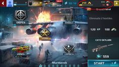 Sniper Fury Hack: Android, iOS, Desktop - Unlimited cash, gold and rubies! Ready To Play, Mobile App, Battle, Hacks, Rifles, Weapons, Gaming, Illustrations, Weapons Guns