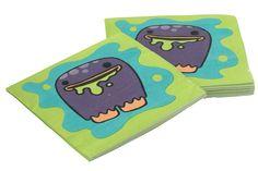 Monster Servietten bei www.party-princess.de