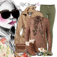 Čo hovoríte na prírodné farby ... :) Páči ... :) #brands4u #moda #outfit