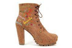 Botas de cano alto, botins e modelos Oxford vão ser as principais tendências da colecção Outono/Inverno da marca portuguesa