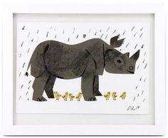Thank You Rhino, Christian Robinson $380