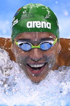 Chad Guy Bertrand Le Clos : Rio Olympics Best images from Day 3 Rio Olympics 2016, Summer Olympics, Caeleb Dressel, Olympic Paint, Olympic Athletes, Michael Phelps, Rio 2016, Track And Field, Swimming