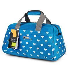 2017 New Nylon Waterproof Gym Sport Bag For Women Fitness Outdoor Sports Trainging Designer Woman Handbag