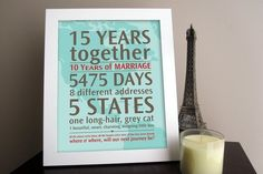 Great idea for wedding vow renewal - Click image to find more Art Pinterest pins