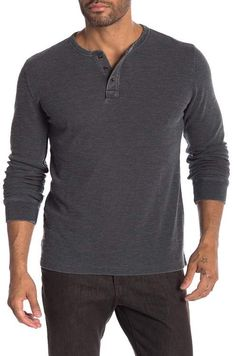 Thermal Henley, Henleys, Lucky Brand, Shirt Style, Menswear, Style Inspiration, Mens Fashion, Clothing Ideas, Nordstrom Rack