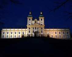St. Kopacek Church and Monastery - Olomouc, Czech Republic