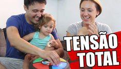 DESAFIO TENSÃO TOTAL (genius) Tiago e Gabi