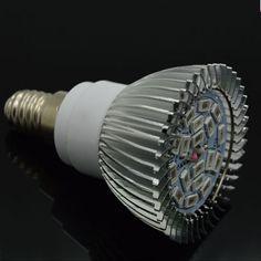 جديد الزراعة المائية الإضاءة ac85-265v 6 واط 10 واط 18 واط e14 أحمر/بولي smd المصابيح المائية الصمام نمو النبات ينمو أضواء led لمبة led مصباح