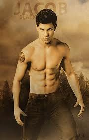 Jacob Black... werewolf
