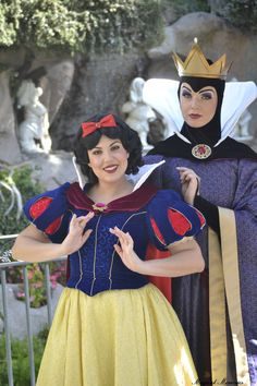 Snow White | by Magical Memories by Maddy Disney Cosplay, Disney Costumes, Storybook Party, Walt Disney Pictures Movies, Walter Elias Disney, Disney Princess Snow White, Disney Face Characters, Handsome Faces, Disney Dreams