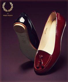 Lyttleton shoe.