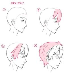 Hello! JY/circus-usagi here (: This lecture will show you how to draw a generally fit anime male character, from facial structure to male anatomy. Enjoy! (i used paint tool SAI for this) - Tap the pin if you love super heroes too! Cause guess what? you will LOVE these super hero fitness shirts!