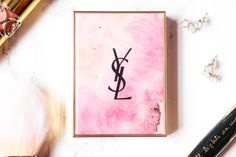 The Prettiest Palette You Ever Did See: Gypsy Opale by YSL