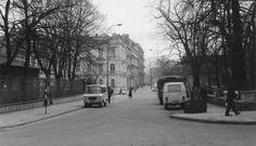 Lublin, ul. 1 Armii W-P, kwiecień 1971r.